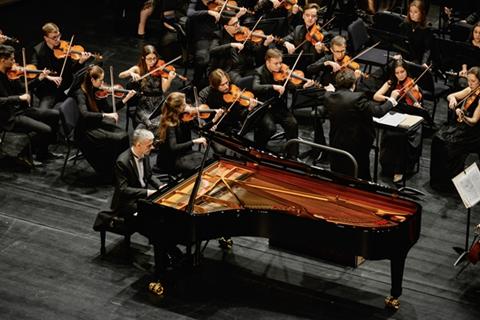 俄罗斯著名交响乐团来榕贺新年